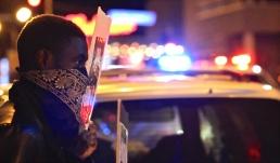 Ferguson Protest - Still from Hands Up