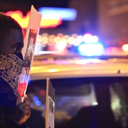 Ferguson Protest - Still from Hands Up