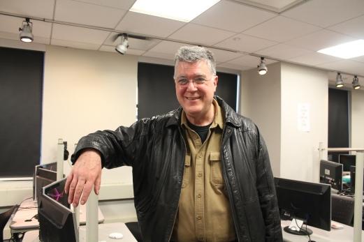 NPR's Bob Mondello hosts a masterclass at GW